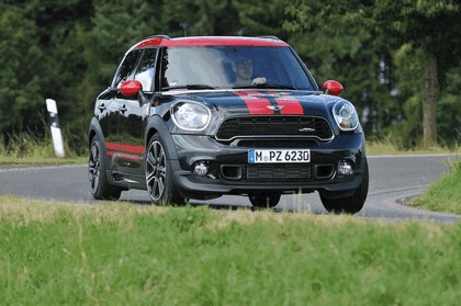 2012 Mini Countryman JCW 20