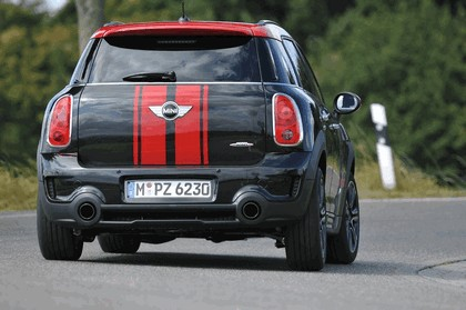 2012 Mini Countryman JCW 21