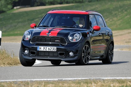 2012 Mini Countryman JCW 29
