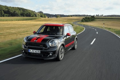 2012 Mini Countryman JCW 30