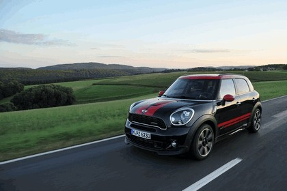 2012 Mini Countryman JCW 33