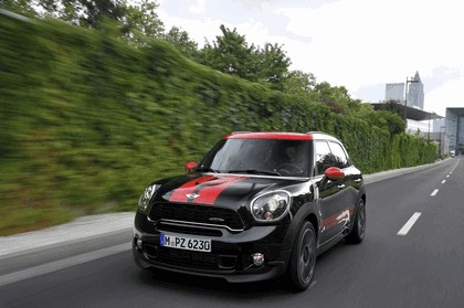2012 Mini Countryman JCW 35
