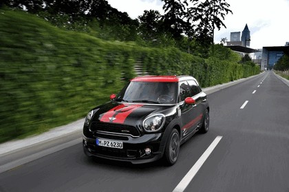 2012 Mini Countryman JCW 36