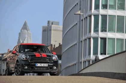 2012 Mini Countryman JCW 40