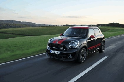 2012 Mini Countryman JCW 44