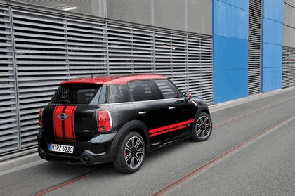 2012 Mini Countryman JCW 45