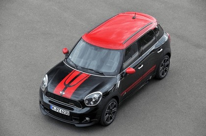 2012 Mini Countryman JCW 46