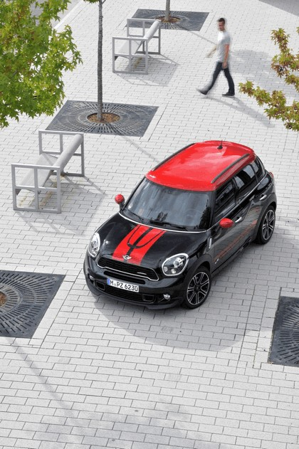 2012 Mini Countryman JCW 57