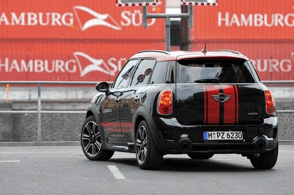 2012 Mini Countryman JCW 62