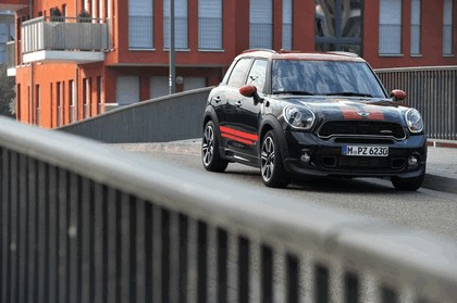 2012 Mini Countryman JCW 63