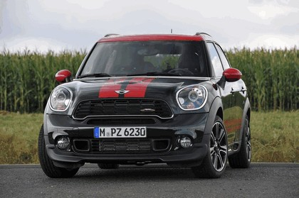 2012 Mini Countryman JCW 69