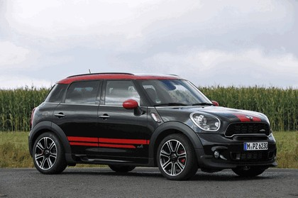 2012 Mini Countryman JCW 72