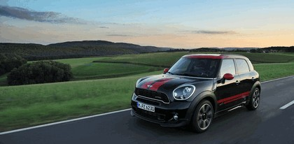 2012 Mini Countryman JCW 77