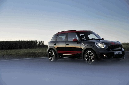 2012 Mini Countryman JCW 83