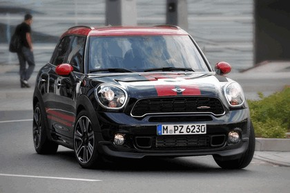 2012 Mini Countryman JCW 88