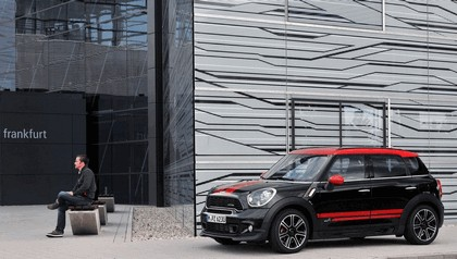 2012 Mini Countryman JCW 91