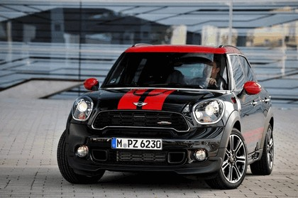 2012 Mini Countryman JCW 93