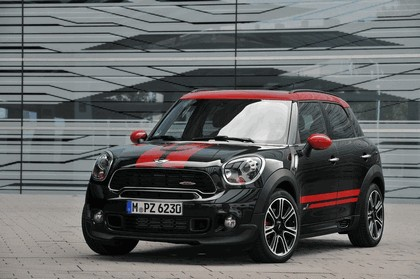 2012 Mini Countryman JCW 94