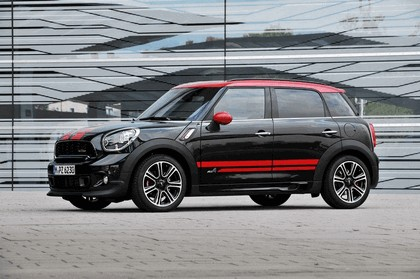 2012 Mini Countryman JCW 95