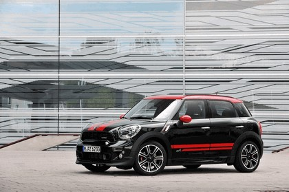 2012 Mini Countryman JCW 96