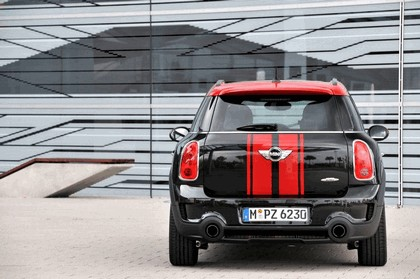 2012 Mini Countryman JCW 101