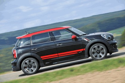 2012 Mini Countryman JCW 103