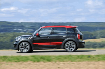 2012 Mini Countryman JCW 104