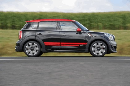 2012 Mini Countryman JCW 106