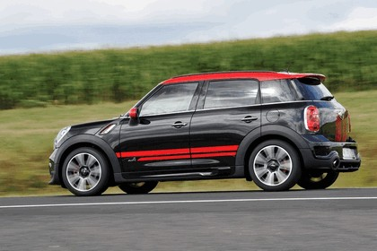 2012 Mini Countryman JCW 107