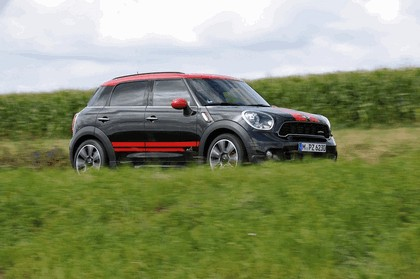 2012 Mini Countryman JCW 109