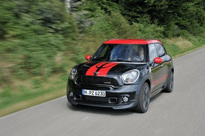 2012 Mini Countryman JCW 111