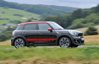 2012 Mini Countryman JCW 114