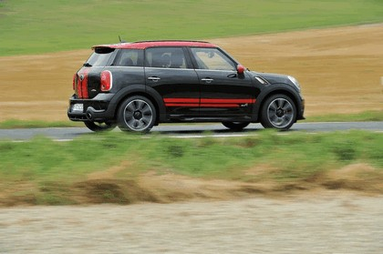2012 Mini Countryman JCW 115