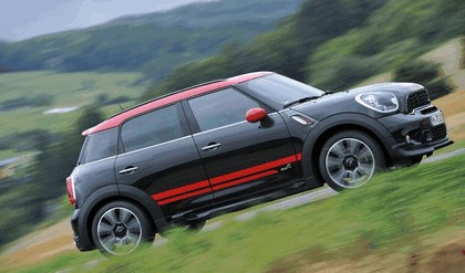 2012 Mini Countryman JCW 116