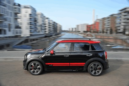 2012 Mini Countryman JCW 117