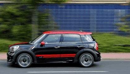 2012 Mini Countryman JCW 118