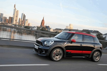 2012 Mini Countryman JCW 120