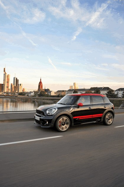 2012 Mini Countryman JCW 121