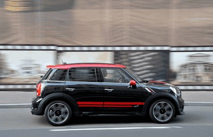 2012 Mini Countryman JCW 122