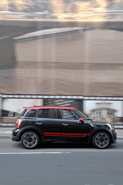 2012 Mini Countryman JCW 123