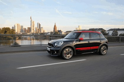 2012 Mini Countryman JCW 136