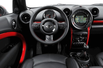 2012 Mini Countryman JCW 163