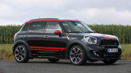 2012 Mini Countryman JCW 2
