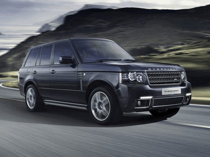 2009 Land Rover Range Rover Vogue by Overfinch 1