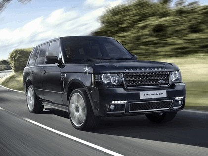 2009 Land Rover Range Rover Vogue by Overfinch 2