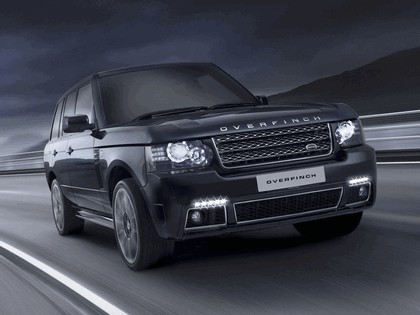 2009 Land Rover Range Rover Vogue by Overfinch 4