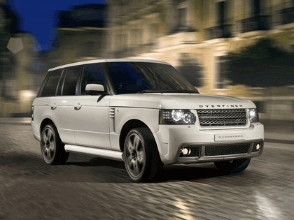 2009 Land Rover Range Rover Vogue by Overfinch 7