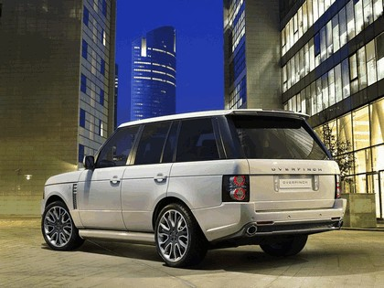 2009 Land Rover Range Rover Vogue by Overfinch 8