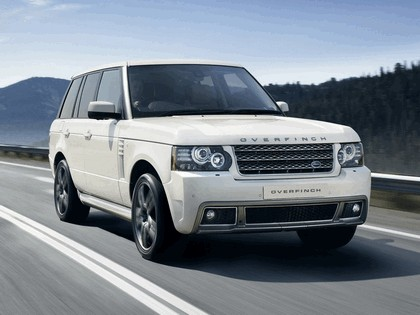 2009 Land Rover Range Rover Vogue by Overfinch 9