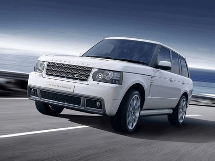 2009 Land Rover Range Rover Vogue by Overfinch 10